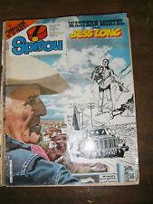 Spirou N° 2213 1980 Jess Long Peter Hobby Mic Mac Adam Mini récit Marc Hardy BD