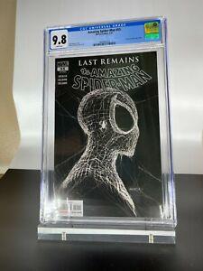 Amazing Spider-Man #55 Gleason CGC 9.8