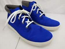 Timberland Earth Keepers Newmarket Cupsole Men's Chukka Boot Shoes Size 12M Blue