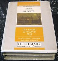 Anne Bronte The Tenant of Wildfell Hall read by Jenny Agutter 14 Audio Cassettes