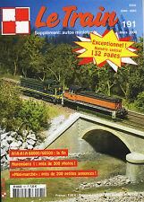 LE TRAIN N° 191 DE 2004, A1A A1A 68000/68500 LA FIN
