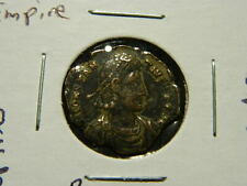 337-350 AD ROMAN EMPIRE Bronze Follis - Rare CONSTANS I / Roman Legions - AG