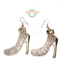 HIGH HEEL SHOE/ Large Hip Hop EARRINGS / Statement Earrings - ORDER BY 10 AM !!!