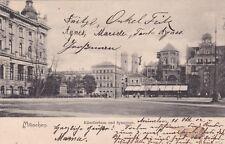 * JUDAICA - Synagogue - München Germany 1902