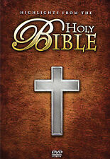 Holy Bible (DVD, 2008)