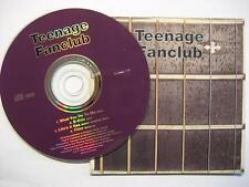 "TEENAGE FANCLUB ""WHAT YOU DO TO ME"" - MAXI CD"