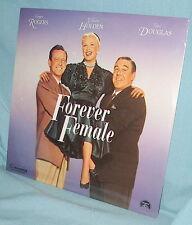 LD laserdisc FOREVER FEMALE Ginger Rogers William Holden FACTORY SEALED!