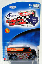 HOT WHEELS 4TH ANNUAL COLLECTOR'S NATIONALS DAIRY DELIVERY #2 of 3 1/4000