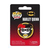 Batman Harley Quinn Pop! Pins by FUNKO New in Package NIP