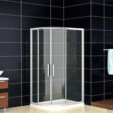 AICA Quadrant Chrome Shower Enclosures