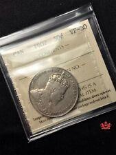1907 Canada 50 Cents - ICCS VF30 - XMV 679