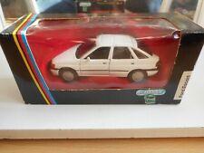 Schabak Ford Escort in White on 1:43 in Box