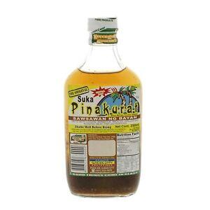 Suka Pinakurat the Original ( EXTRA HOT) 250ml  per Bottle (Pack of 3)
