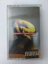 TROUBLEGUM Therapy CS0196 Cassette Tape