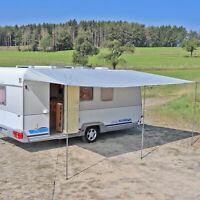 Sonnensegel Sonnenvordach Markise Sonnensegel 300x240cm Wohnwagen Wohnmobil NEU