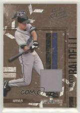 2004 Donruss Leather & Lumber Materials Jerseys /250 Rocco Baldelli #141