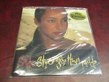 SADE STRONGER THAN PRIDE  AUDIO FIDELITY NUMBERED LIMITED EDITION AUDIOPHILE LP