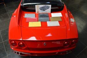 Unique set of brochures of the Ferrari 575 Superamerica