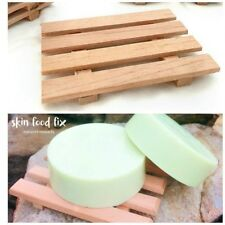 Wood Soap Dish Cedar Spanish Cedar Hand Made