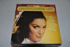 Connie Francis - Unvergessene Hits 1 - Schlager 60er - Album Vinyl LP