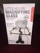 **Awesome!** Kikkerland Little Helper Magnifying Glass (3x)