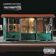 THE STREETS ~ A GRAND DON'T COME FOR FREE CD 2 ALBUMS + Original Pirate Material