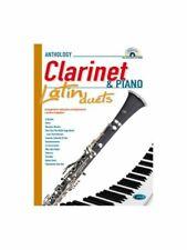 Alto Saxophone and Piano 3-5; Richard Kershaw HE90 Latin Nights Grade