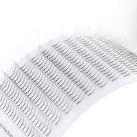 SKONHED 180 Pcs 0.07mm C Black Mink Hair Individual Eyelashes Extension 3D/4D/5D