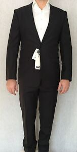 DOLCE & GABBANA Suit 52 42 R  ITALY