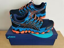 Asics Gel Fuji Trabuco 7 Men's Trainers Blue Expanse/ Electric Blue 1011A197-400