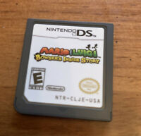 Mario & Luigi: Bowser's Inside Story (Nintendo DS, 2009) Game Card for DS/3DS