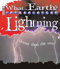 """VERY GOOD"" Williams, Brian, Lightning (What on Earth), Book"
