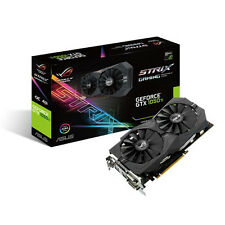 Scheda Video Asus 90YV0A30-M0NA00 NVidia STRIX-GTX1050TI-O4G-GAMING