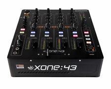Allen & Heath Xone:43 4-Channel Analogue DJ Mixer PROAUDIOSTAR