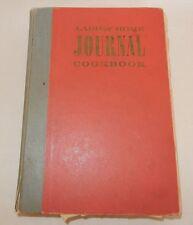 Ladies' Home Journal Cookbook by Carol Truax (1960 Hardback) 1st edition
