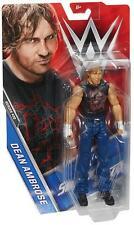 Dean Ambrose WWE Mattel Basic 72 Brand New Action Figure Toy - Mint Packaging