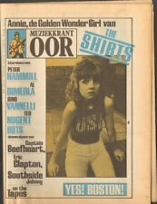 OOR 1978 23 The SHIRTS Ted Nugent JAMES BROWN Gino Vannelli BOTS Peter Hammill