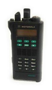 Motorola Astro Saber 3 III UHF 403-477Mhz Radio H04RDH9PW7AN Q806, H35