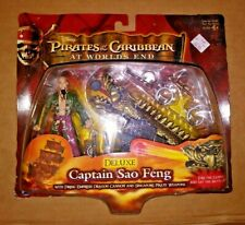 Pirates of the Caribbean At World's End Deluxe Captain Sao Feng