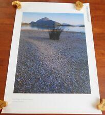 Mount Rugby & Bathurst Harbour, Tasmania by Peter Dombrovskis Print 50x70cm