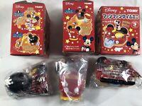 TOMY Disney Miniature Mickey Mouse STOVE & REFRIGERATOR - Japan - NEW
