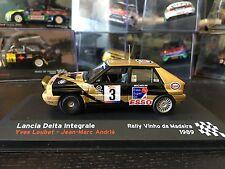 Lancia Delta Integrale - 1989 30º Rallye Vinho da Madeira Portugal - Yves Loubet