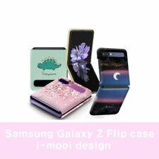 imooi Samsung Galaxy Z Flip Chic Sylish Graphic Design Slim Hard Case