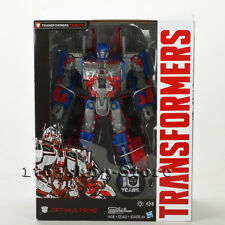 Transformers Movie Anniversary Edition Optimus Prime Action Electronic Figures