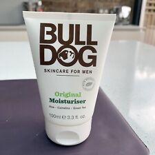 Bulldog Skincare for Men Moisturizer  3.3 fl. oz/100ml Brand New!