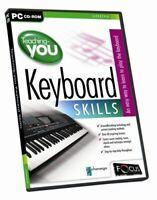 , Teaching-you Keyboard Skills, New, CD-ROM