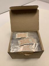 Metal Oxide Film Resistors Assortment Kit 250pc New Sealed