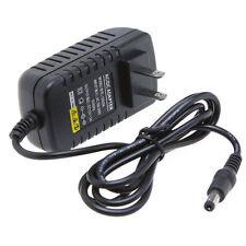 US/EU/UK DC12V 2A AC Adapter Power Supply for CCTV Security Camera LED Strip