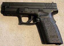 BooDad's Grips Textured Rubber Grip Tape for Springfield XD .45 Full Size