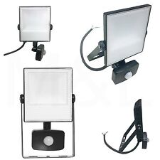 Energizer 50w=500w LED Outdoor Security Floodlight Light with PIR Motion Sensor
